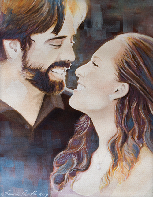Wedding Portrait - 11x14