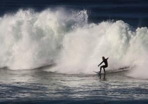 Big Surf, Sunset Cliffs