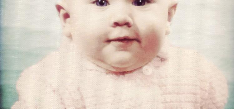1970's Baby Photo Restoration