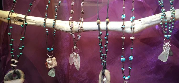 San Diego Beaches BoHo Necklaces