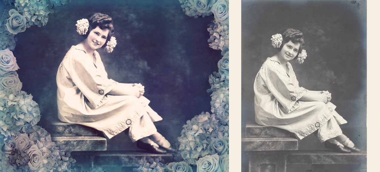 Old Photo Restoration and Enhancement