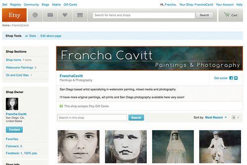 Visit Francha Cavitt's Store on Etsy