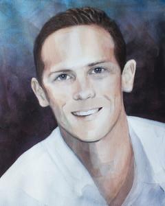 Memorial Portrait - 11x14