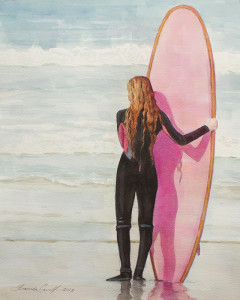 The Pink Board