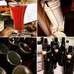 Hard Cider Home Brew