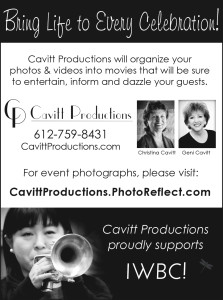 Cavitt Productions Photography Ad for Event