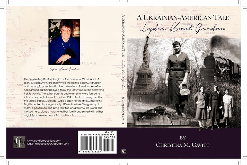 Francha Cavitt for Cavitt Productions Book Cover Design