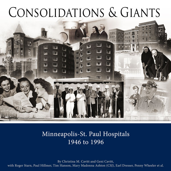 Consolidations and Giants - Hospital History