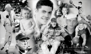Photo Montage - Bud Grnt Biography