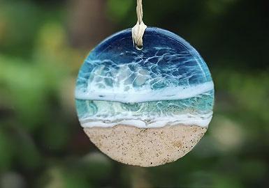 Beachy Ornaments